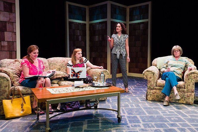 BWW Reviews: RAPTURE, BLISTER, BURN at Salt Lake Acting Company