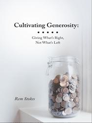 New Fundraising Book, 'Cultivating Generosity' is Released
