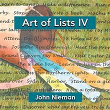 John Nieman Releases ART OF LISTS IV
