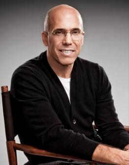 DreamWorks Jeffrey Katzenberg to Receive 2014 Harold Lloyd Award by International 3D and Advanced Imaging Society