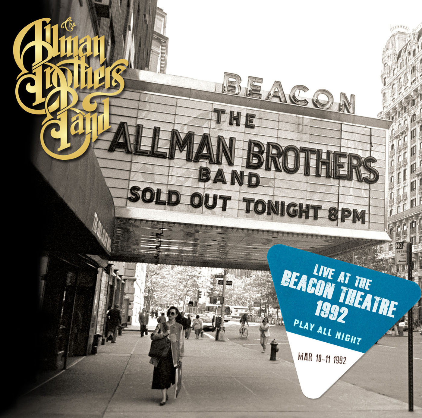 The Allman Brothers Band Unveil Classic Set on 'Live At The Beacon Theatre 1992'