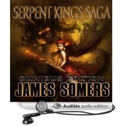 Christian Fantasy 'Serpent Kings Saga' Audiobook Now Available