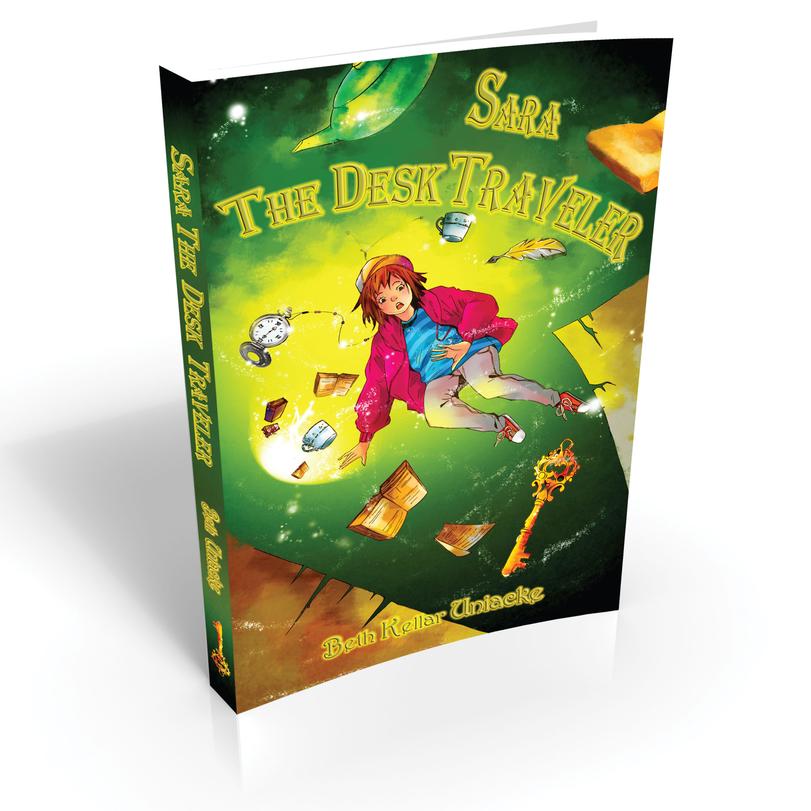 'Sara, The Desk Traveler' is Released