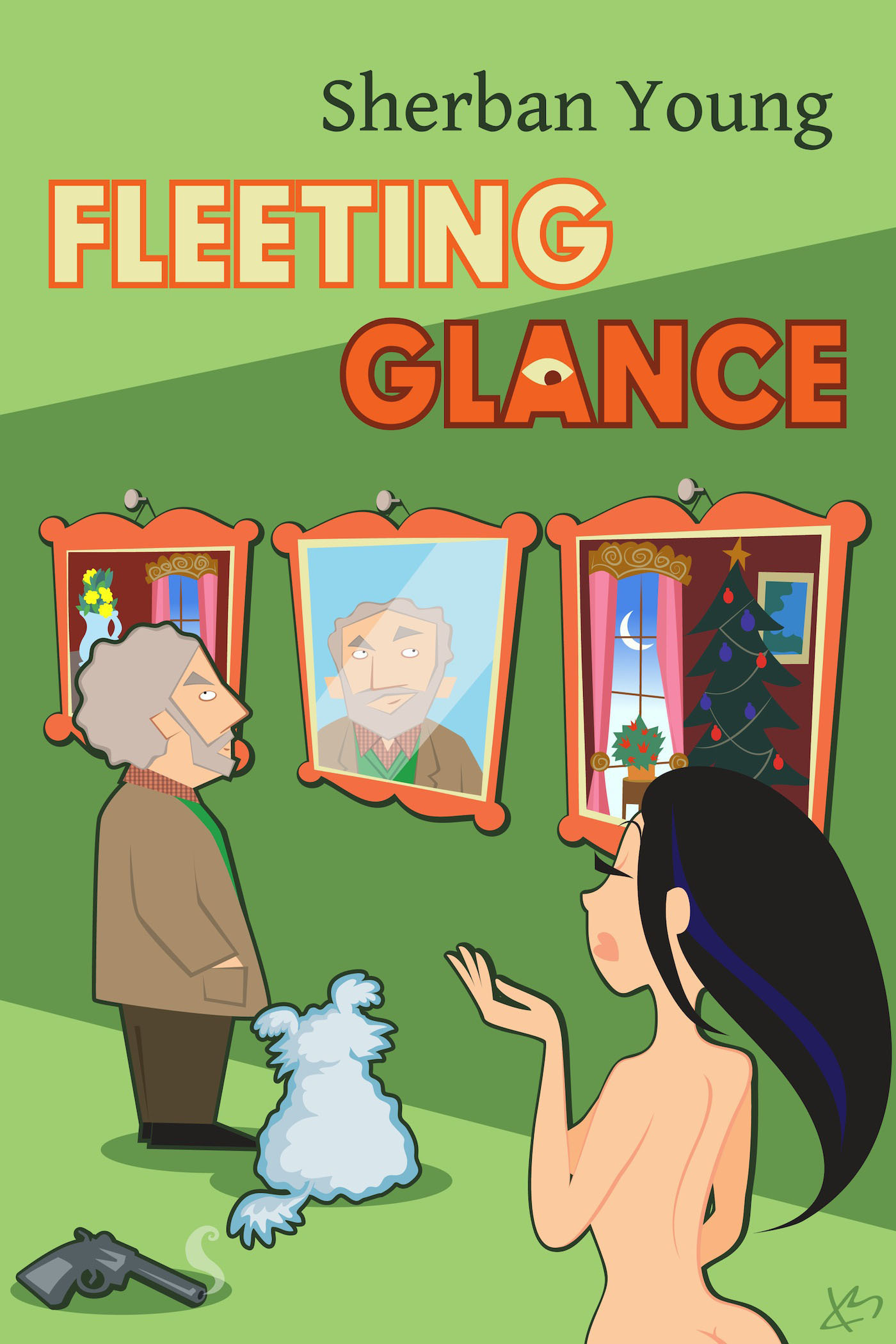 Second Book of Sherban Young's Enescu Fleet Series, 'Fleeting Glance,' Named Best Books of 2013