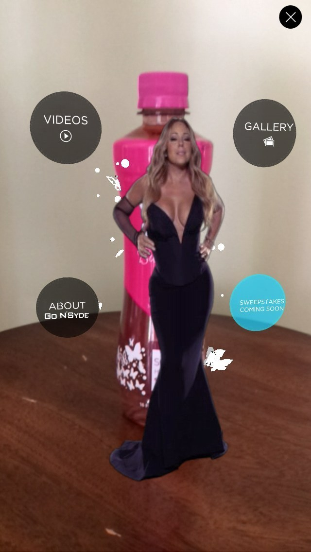 Mariah Carey Unveils New Butterfly 'Once-In-A-Lifetime' Fan Experience Sweepstakes
