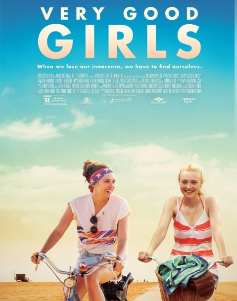 Sundance Hit VERY GOOD GIRLS to Be Released Theatrically 7/25