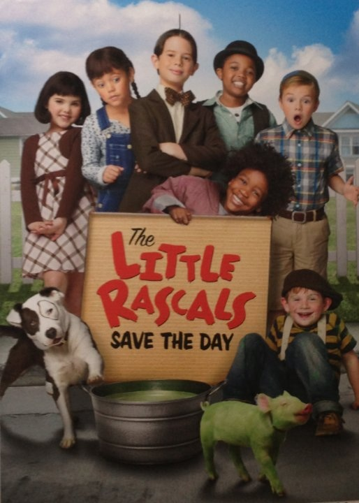 THE LITTLE RASCALS SAVE THE DAY Comes to Blu-ray/DVD Today