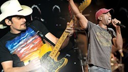 Brad Paisley with Special Guest Darius Rucker to Headline Summerfest 2014