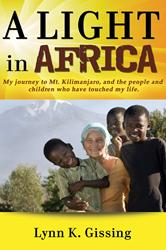 'A Light in Africa' by Lynn K. Gissing is Released