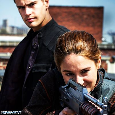 Original Motion Picture Soundtrack to Action Adventure Film DIVERGENT to Be Released 3/11