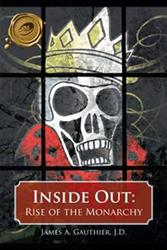 James A. Gauthier Announces Second in Inside Out Trilogy