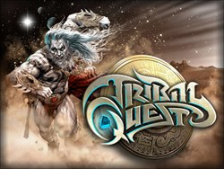 "New App ""Tribal Quest"" Challenges Gamers to Summon their Warrior Spirit and Survive in a Dangerous New World"