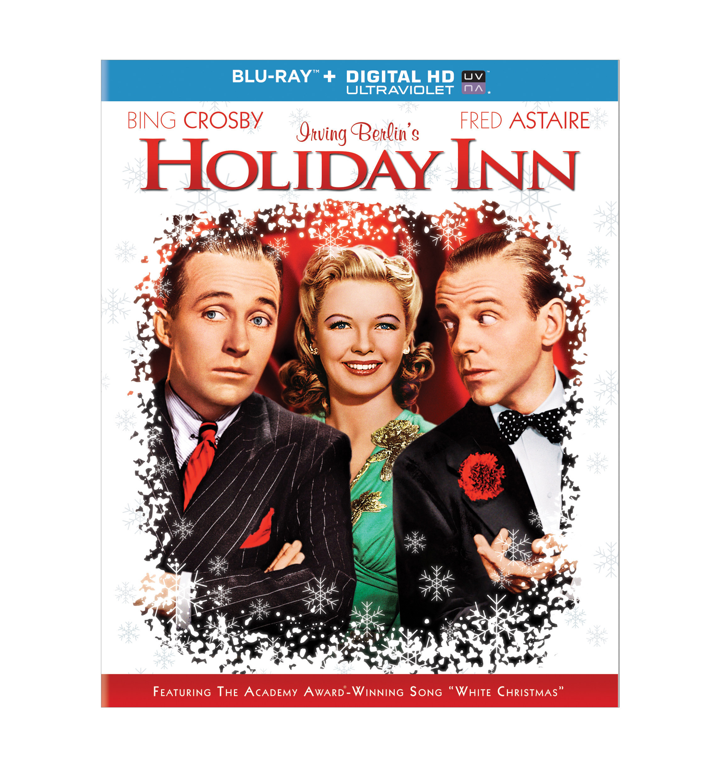 Timeless Holiday Classic HOLIDAY INN Coming to Blu-ray & Digital HD