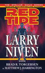 Brad Torgersen Collaborates with Larry Niven to Release RED TIDE