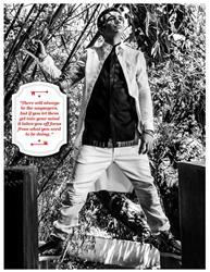 Singer Austin Mahone Models Robin's Jean For YRB Magazine
