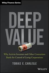 Tobias E. Carlisle Releases DEEP VALUE