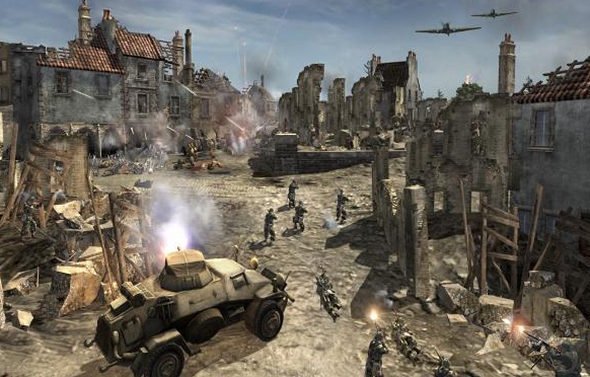 high five games company of heroes