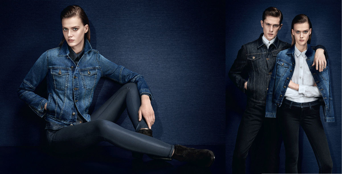 DL1961 Premium Denim Debuts Fall/Winter 2014 Campaign