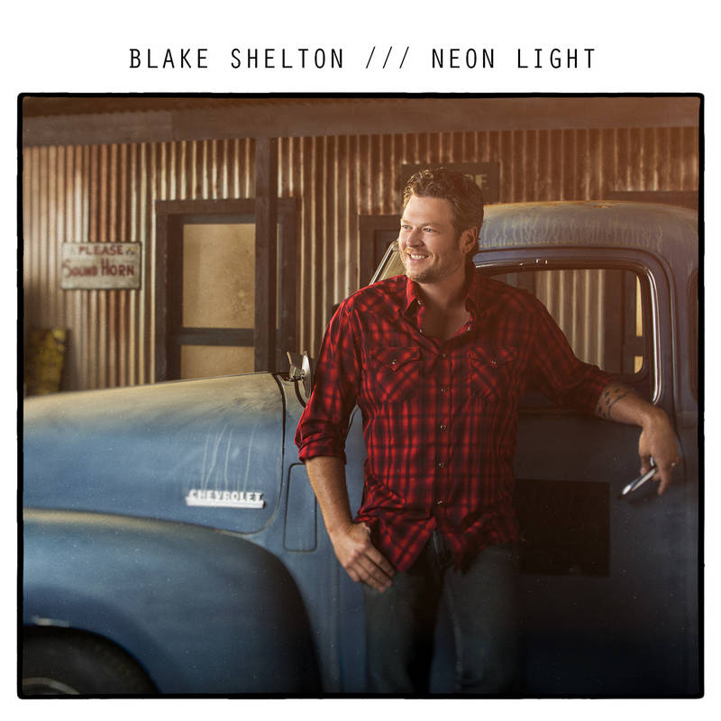 Blake Shelton's New Album 'Bringing Back the Sunshine' Now Available for Pre-Order