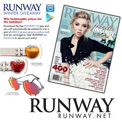 Runway and iCarly's Jennette Mccurdy Launch Winter Sweepstakes