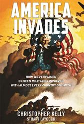 AMERICA INVADES Launches Book Tour