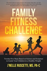J'nelle Ruscetti Announces The Family Fitness Challenge