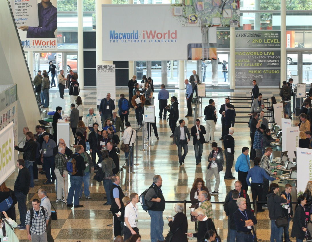Macworld/iWorld 2014 Set for February 1 - February 3, 2014 in San Francisco