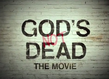 GOD'S NOT DEAD Earns Est. $8.5 Million Opening Weekend; Expands to Add'l Theaters