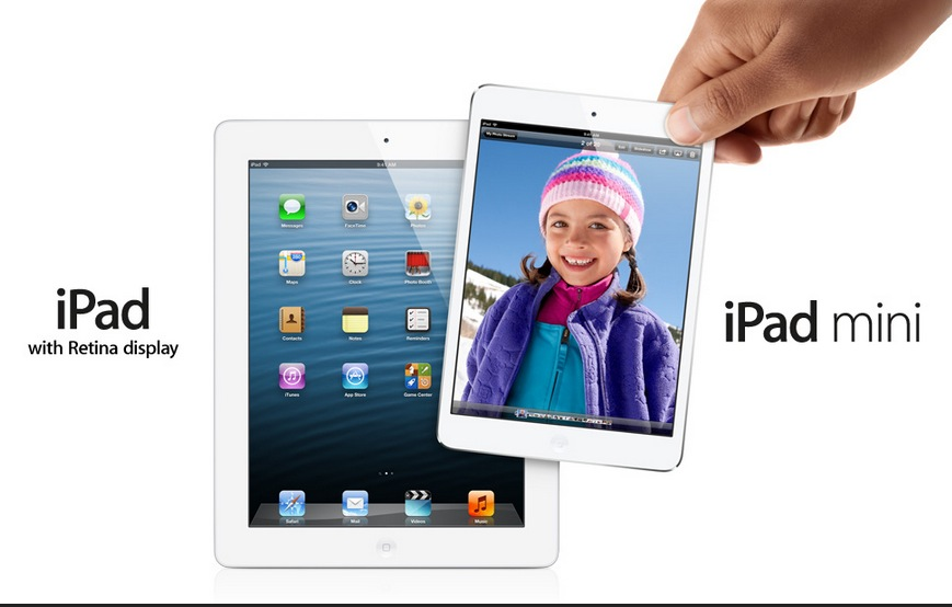 Apple Rumor of the Day 2/4: iPad Mini 2 to Leap over iPad 4 in Pixels?