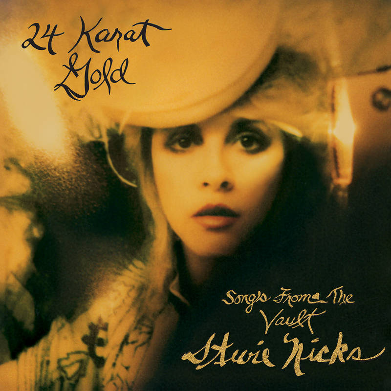Stevie Nicks 24 Karat Gold - Songs From The Vault to Be Released 10/7; Available Now to Pre-Order