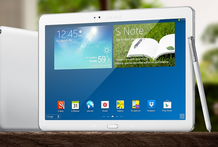 Breaking News: Samsung Galaxy Note 10.1, 2014 Edition to Be Available in the U.S. Oct. 10