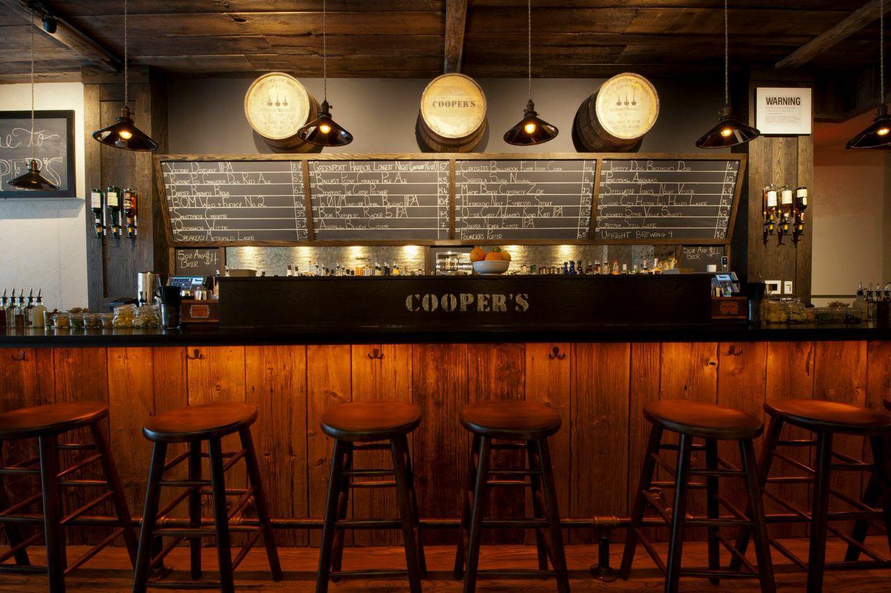 Cooper S Craft And Kitchen Beer Menu