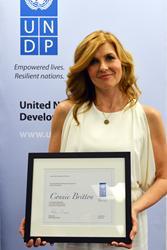 NASHVILLE Star Connie Britton Named UNDP's Newest Goodwill Ambassador