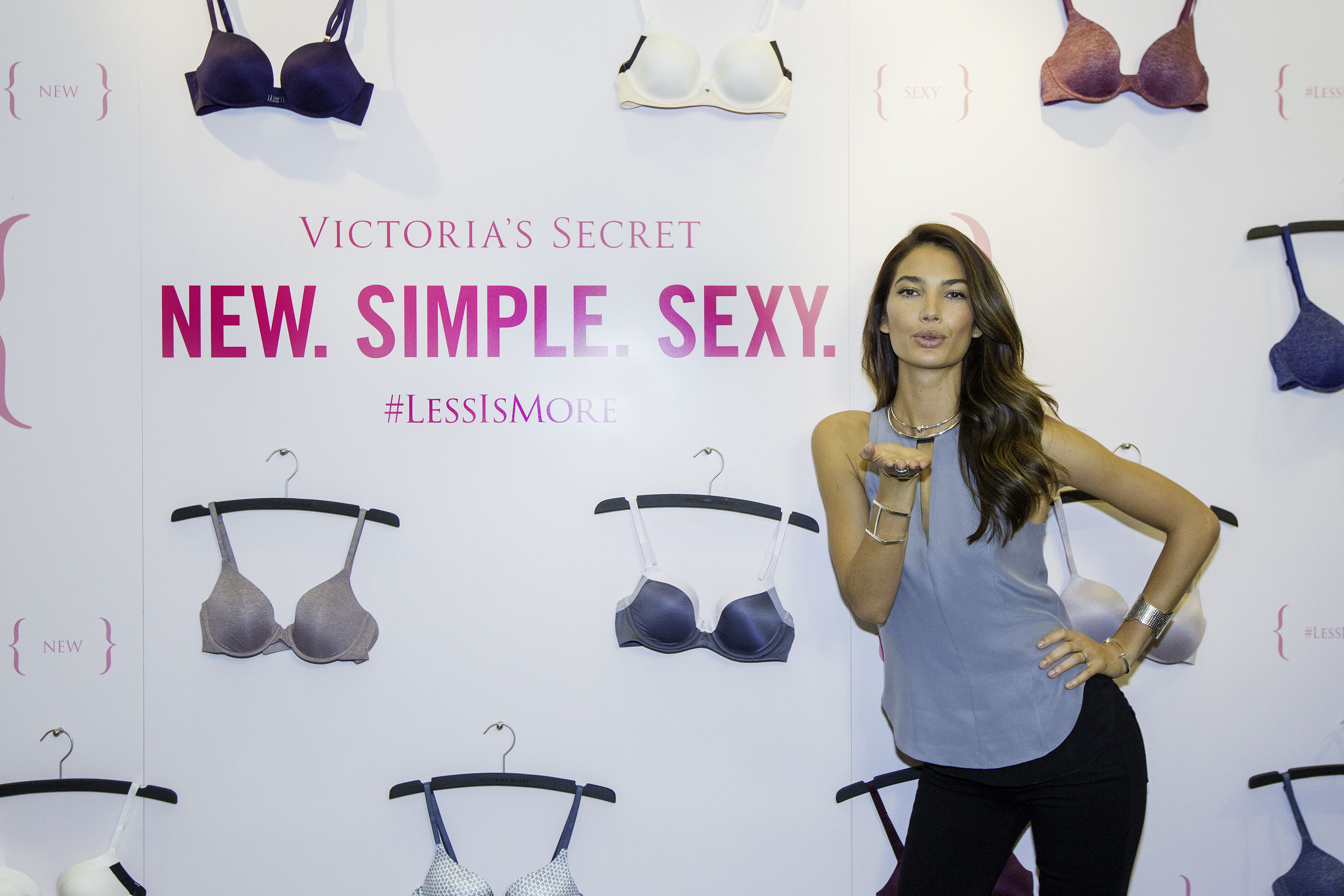 Victoria's Secret Supermodel Lily Aldridge Reveals What's Sexy
