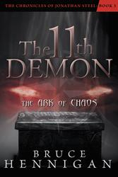 'The 11th Demon' by Bruce Hennigan is Released