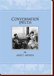 Janet Jaymes Releases CONVERSATION PIECES