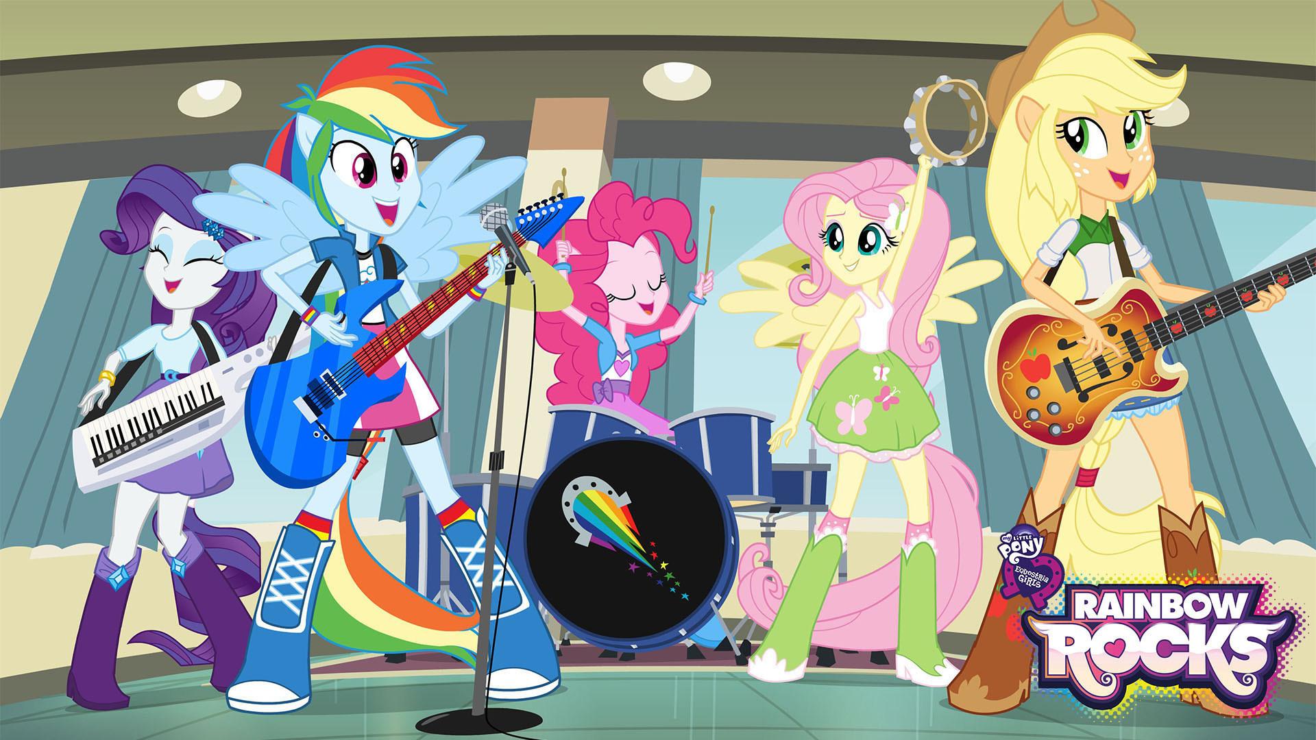 Hub Network My Little Pony Equestria Girls