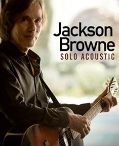 Jackson Browne Announces Solo Acoustic Summer Tour