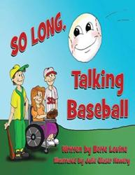 Bette Levine Releases Second in Talking Baseball Series