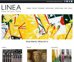 Art Students League of New York Presents LINEA