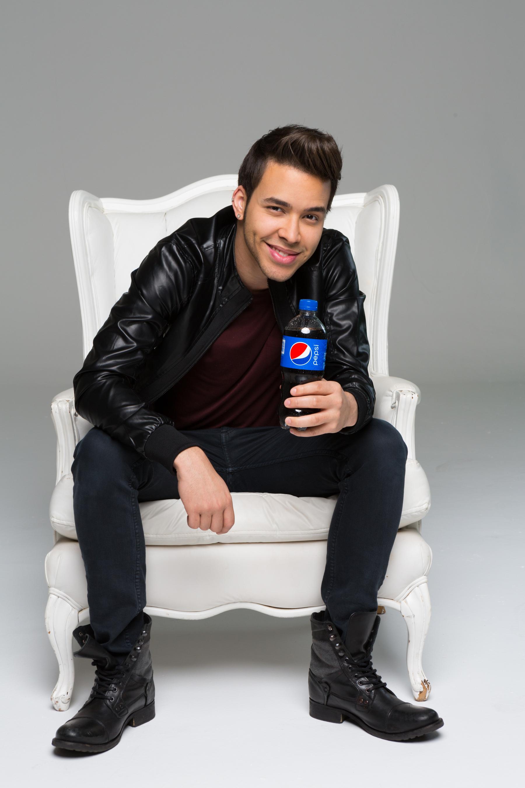 Pepsi Announces Music Partnership With Prince Royce
