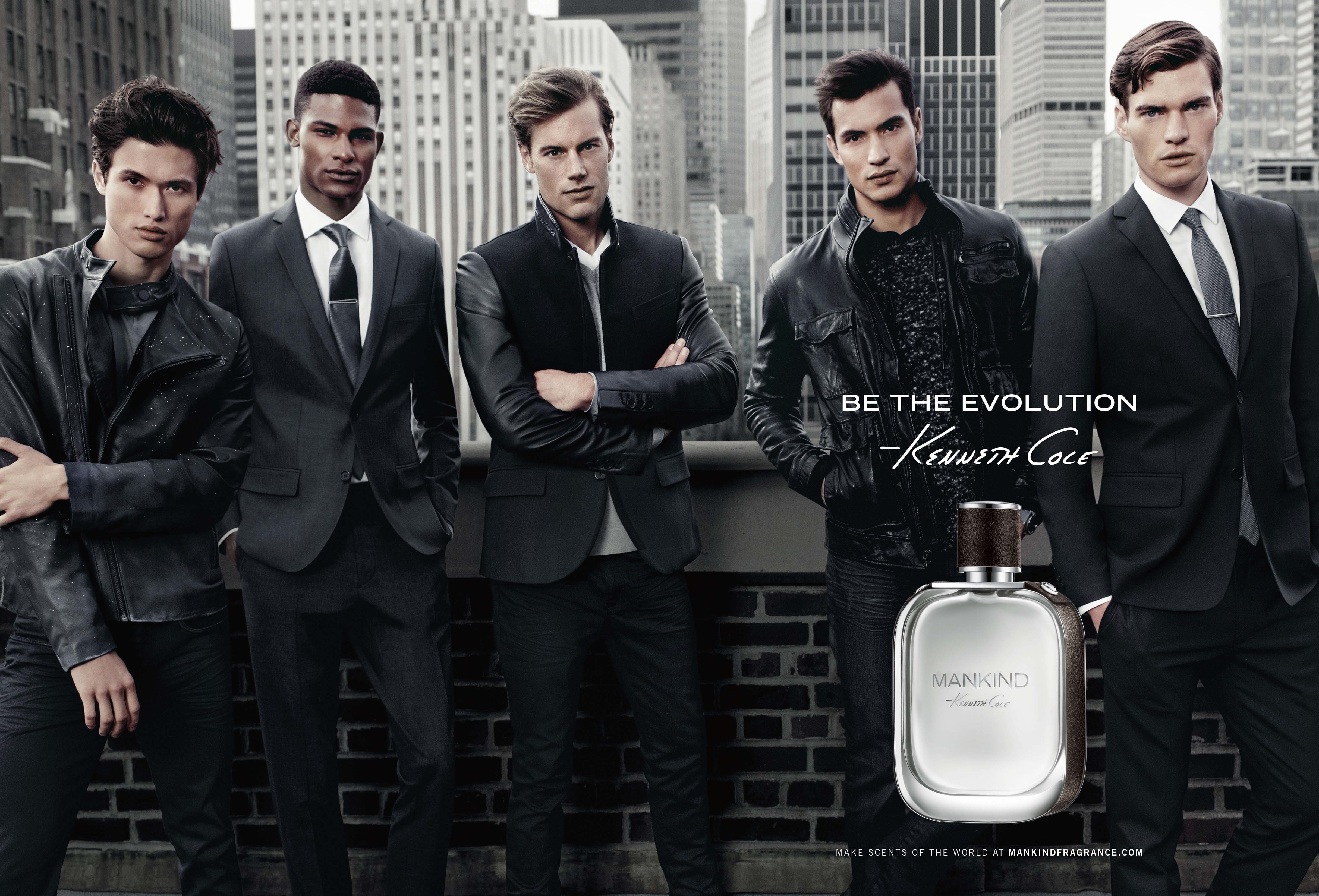 Kenneth Cole Debuts New Mankind Fragrance