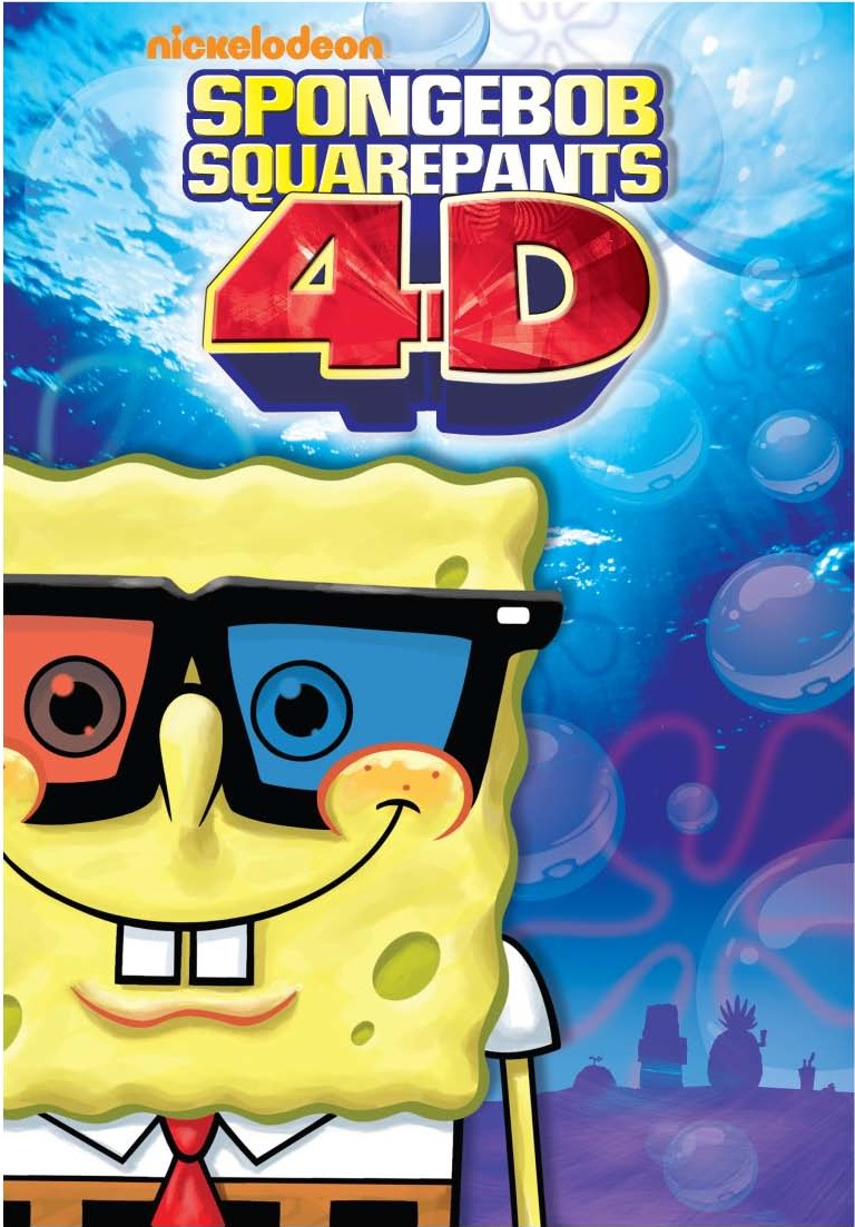 New Spongebob Squarepants 4 D Attraction Coming Soon To