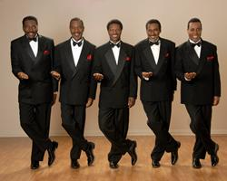 THE TEMPTATIONS Review: A Tribute Teams with Linwood Peel's Tribute THE DRIFTERS
