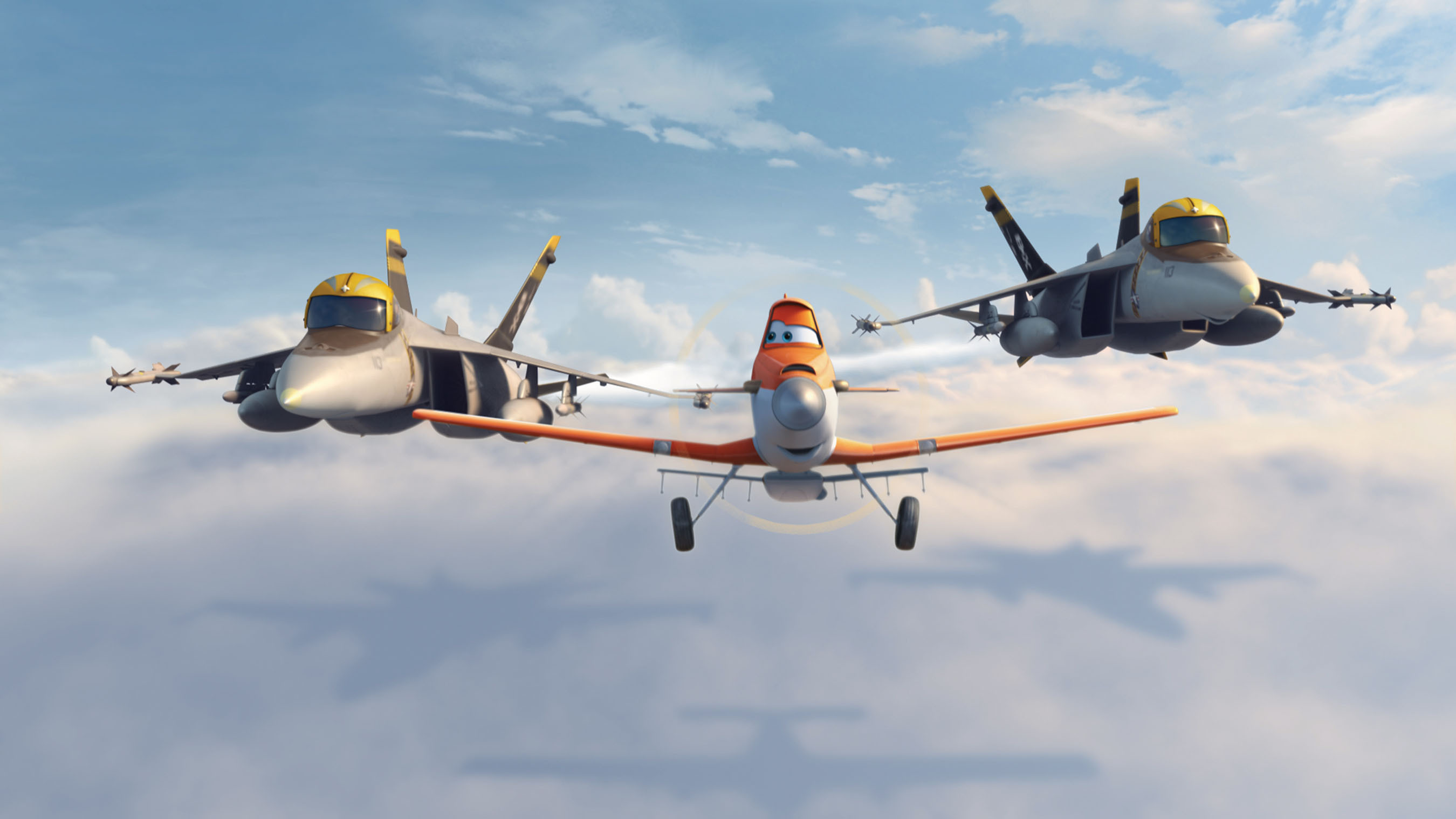Disney's PLANES Salutes National Aviation History Month