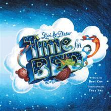 Bret Coe's New Bedtime Story is Released