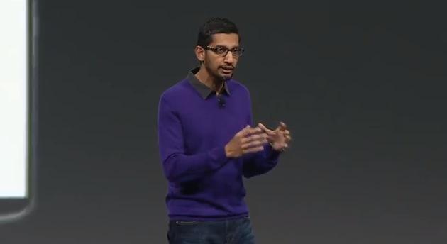 VIDEO: Watch the Google I/O Keynote Live NOW!