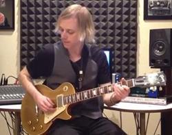 "Announcement: BluesGuitar.com Releases ""Chordal Soloing Over a G Blues Progression - Blues Guitar Lesson"""