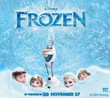 VA - Disney Frozen (2013)