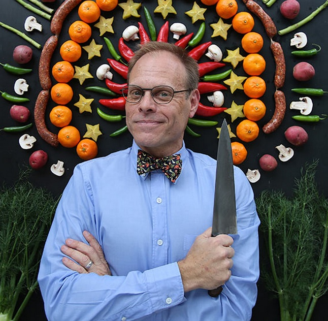 Food Network's Alton Brown Announces 46-City US Tour Dates